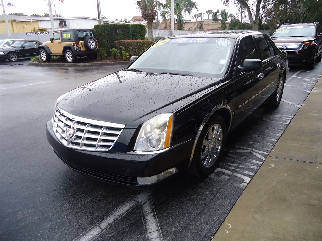Cadillac 2006 cadillac deville : 5313 - 2006 Cadillac DTS | Auto Mart Of Ocala | Used Cars For Sale ...